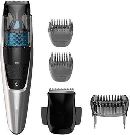 Philips Norelco Series 7200 Beard Trimmer with Vacuum